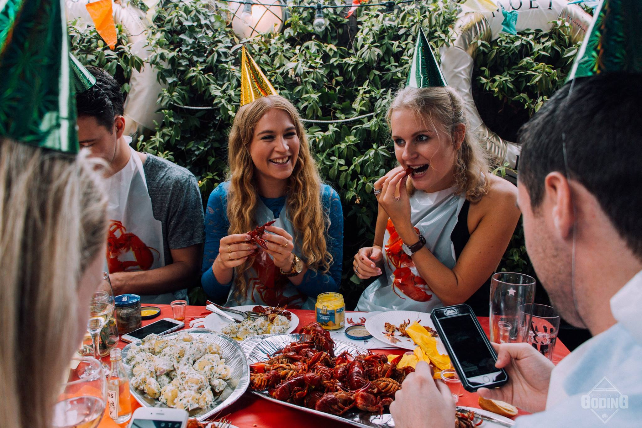 LondonSwedes' Crayfish Party