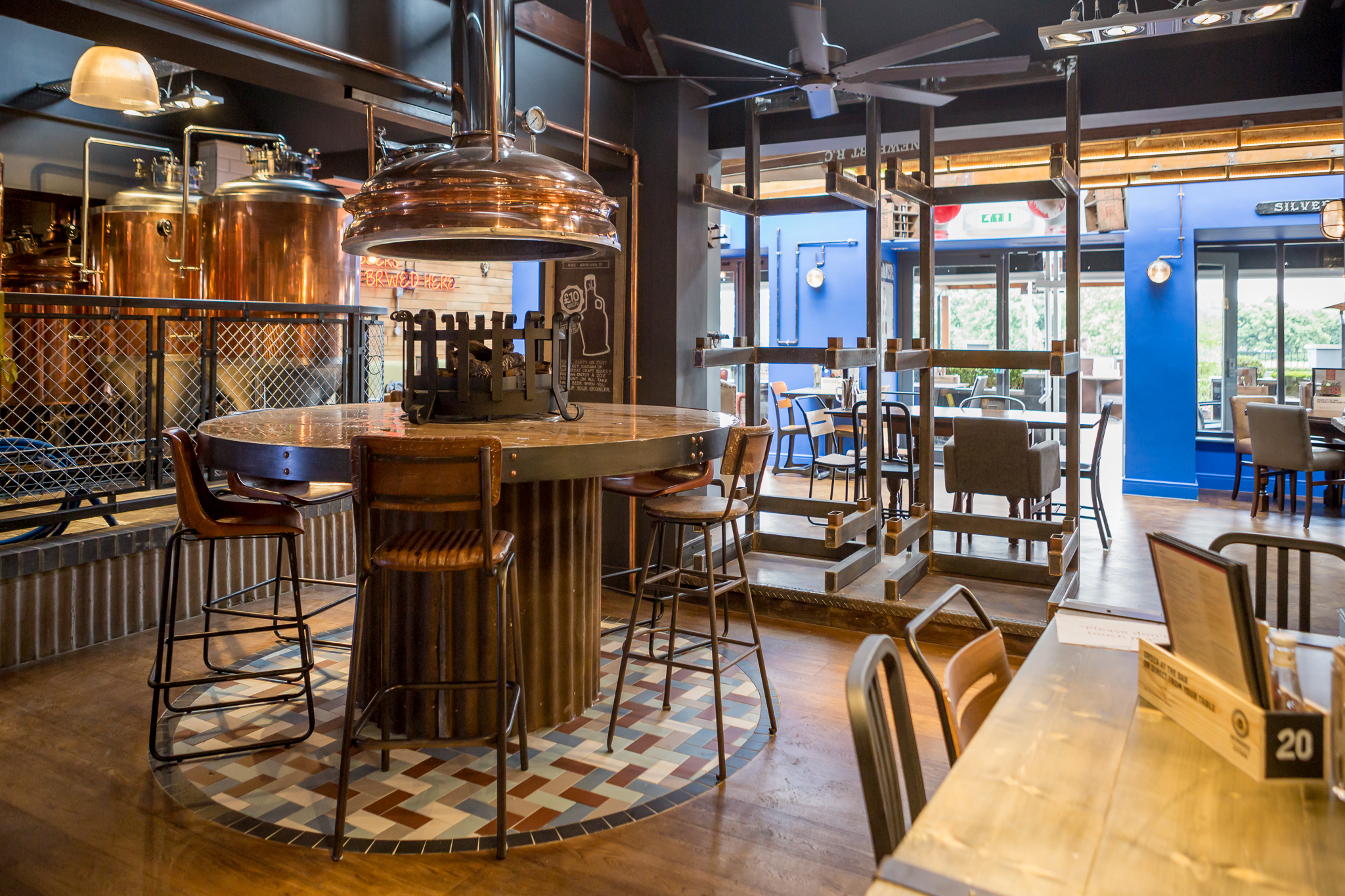 Brewhouse & Kitchen Nottingham