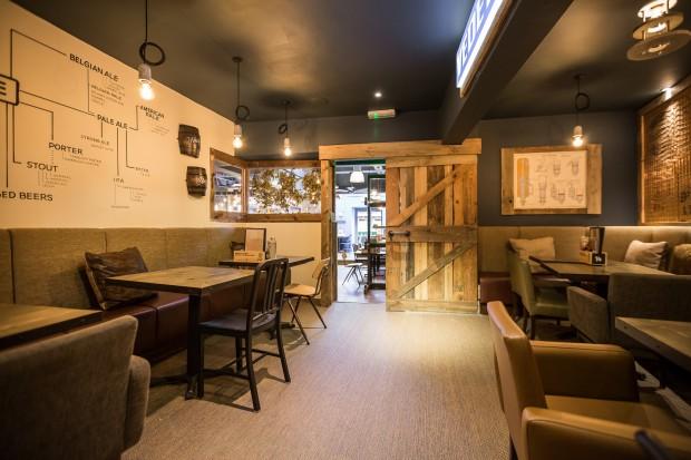 Brewhouse Amp Kitchen Nottingham Nottingham Bar Reviews