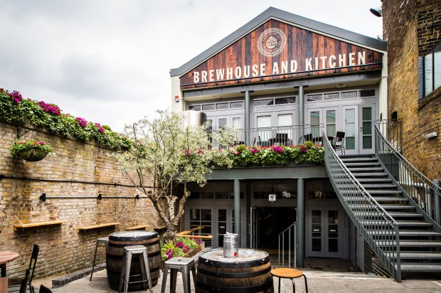 Brewhouse & Kitchen Highbury photo