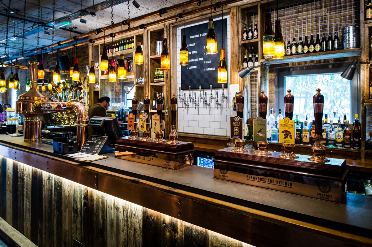 Reviews For Brewhouse And Kitchen