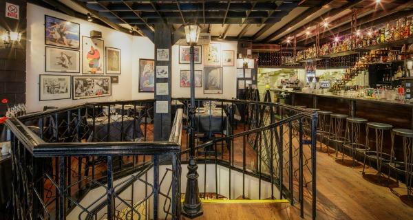Mayfair Restaurant El Pirata Review