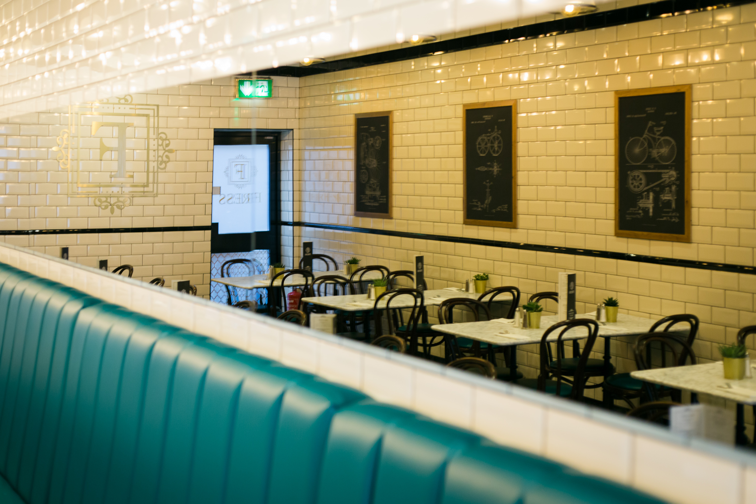 Fress northern quarter manchester restaurant bar reviews