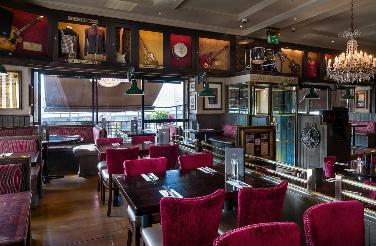 Hard Rock Cafe Brighton