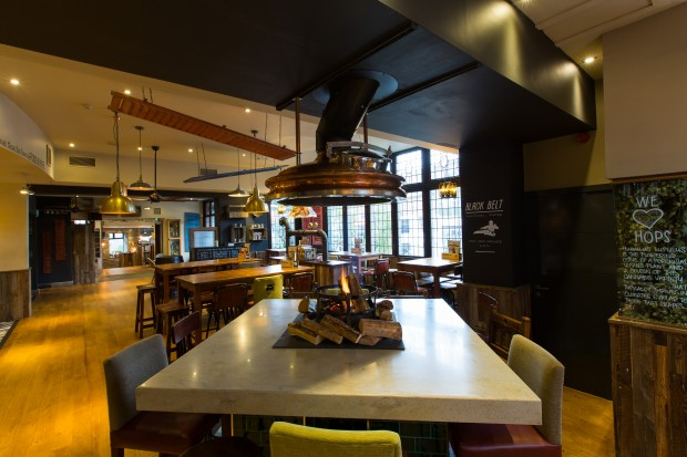 Brewhouse And Kitchen Sutton Coldfield Menu