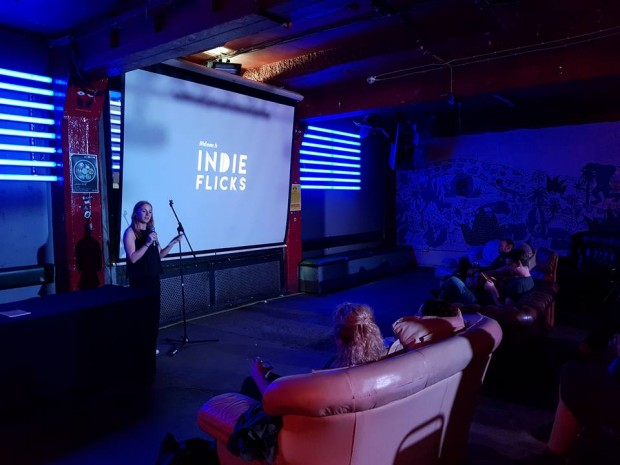 IndieFlicks Short Film Screening