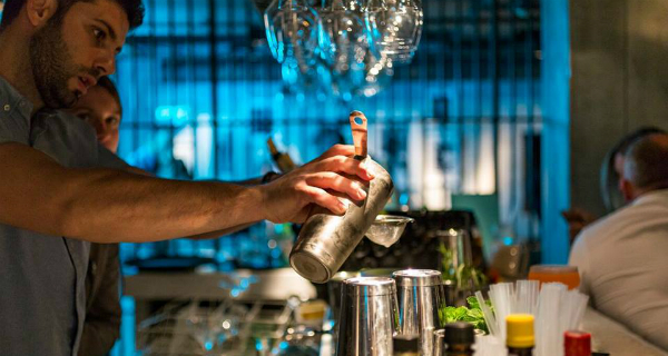 My Prosecco Bar Celebrity chef Gino D'Acampo serves 10 different types of prosecco in his bar, My Prosecco Bar