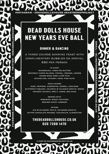 The Dead Dolls House Islington photo