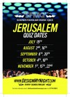 Sounds Familiar - Soho. The Music Quiz at Jerusalem Bar 2017