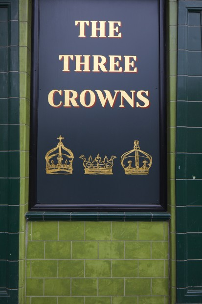 The Three Crowns photo