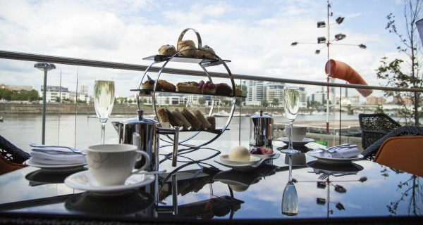 afternoon tea review london