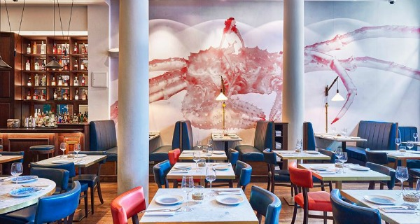 Fancy Crab New Marylebone restaurant will be specialising in world's most expensive type of crab