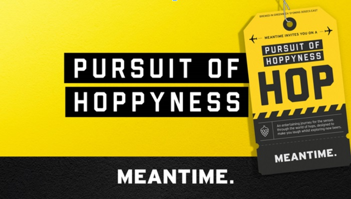 MEANTIME PURSUIT OF HOPPYNESS