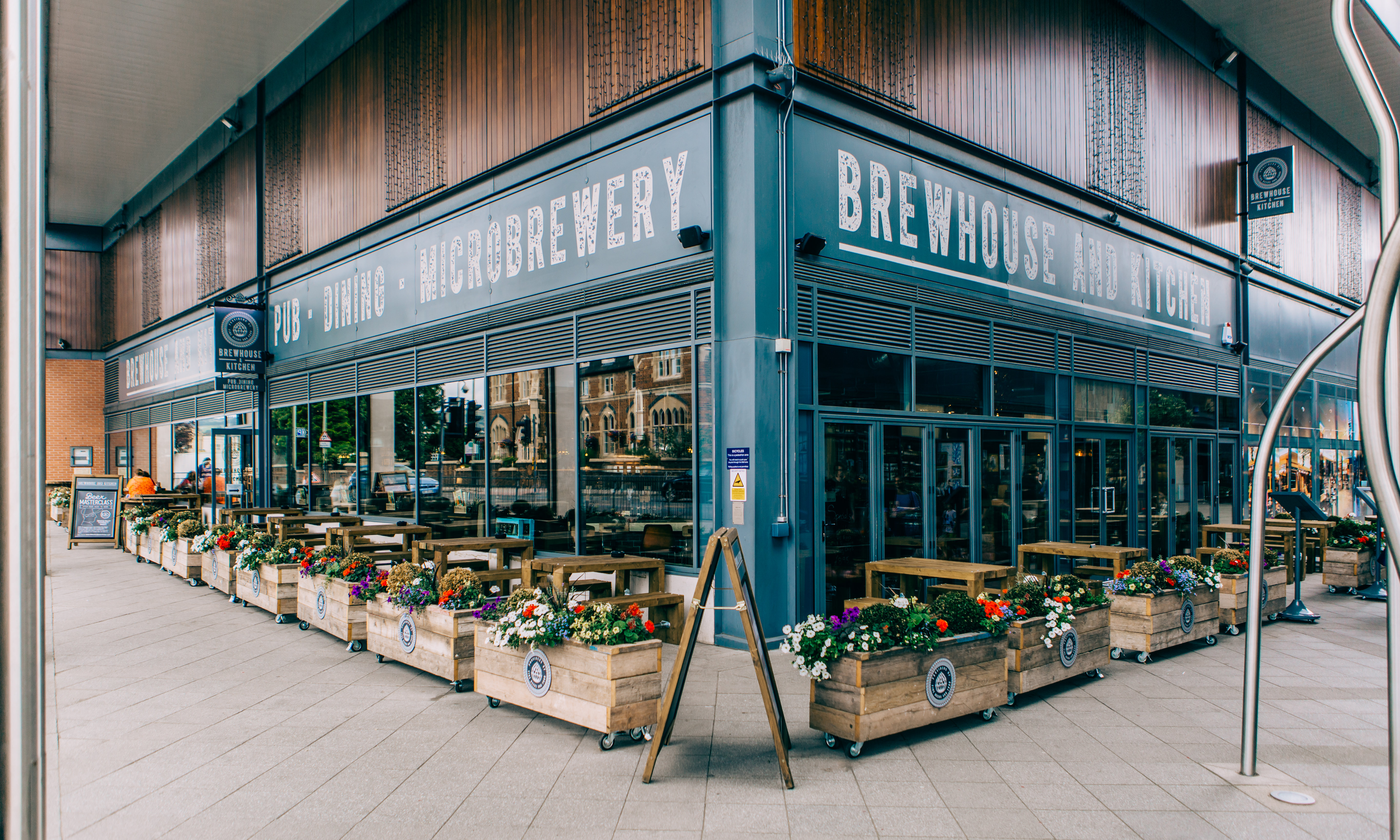 Reviews For Brewhouse And Kitchen Cheltenham