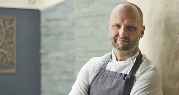 Aulis Michelin-starred Chef Simon Rogan shifts his focus to opening London's smallest restaurant