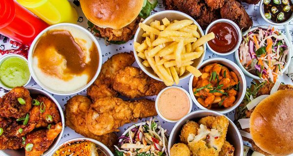 The Bok Shop Holy cluck - The Bok Shop is bringing delicious fried chicken and vegan dishes to Brighton