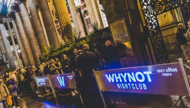 Why Not Edinburgh Edinburgh Club Review Designmynight