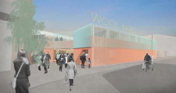 Wool Yard Woolwich, Pop Brixton