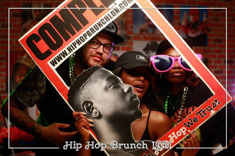 HIP HOP BRUNCH 2ND NOVEMBER - HALLOWEEN EDITION