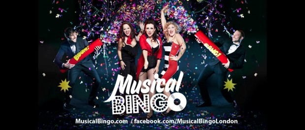 Muscial Bingo's 'All I Want For Christmas Party!'