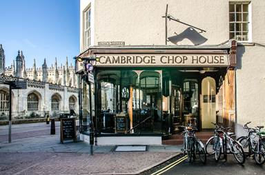 The Cambridge Chophouse