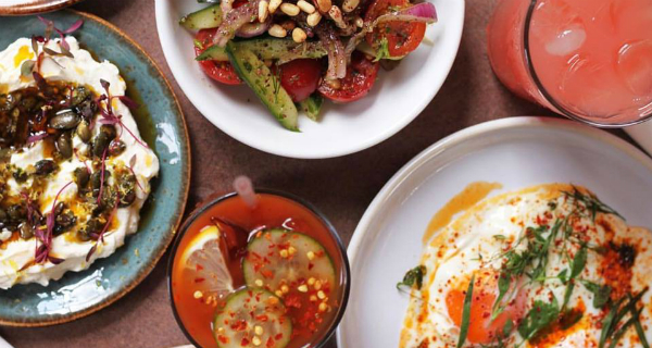 The Good Egg Soho Brunch maestros The Good Egg have brought their Israeli dishes to Soho