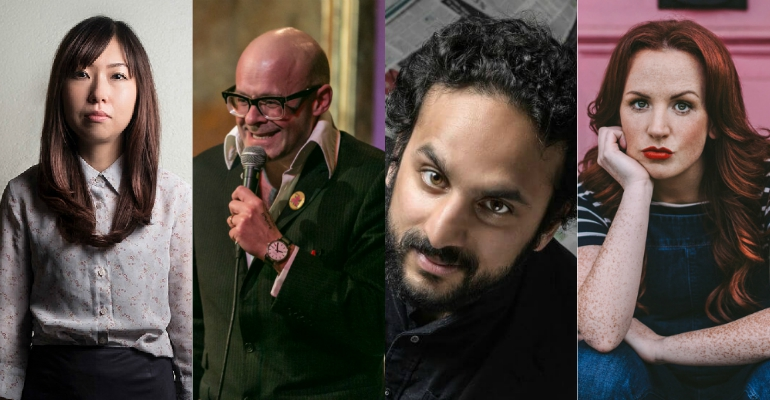 Laugh Out London in Tooting - Harry Hill and Nish Kumar