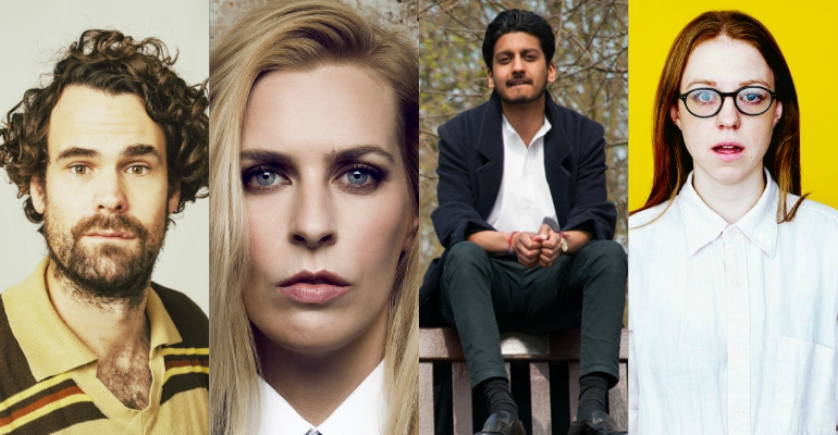 Laugh Out London in Tooting - Sara Pascoe