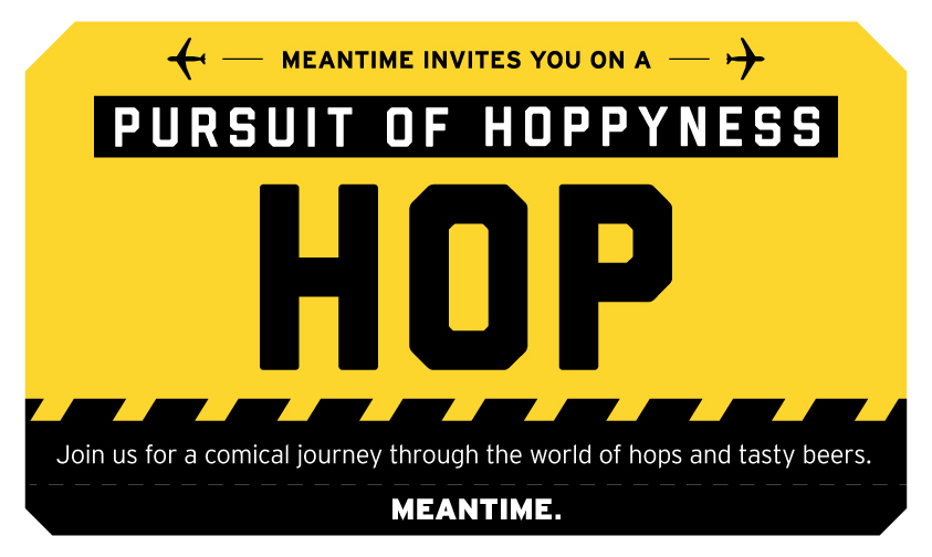 PURSUIT OF HOPPYNESS WITH MEANTIME