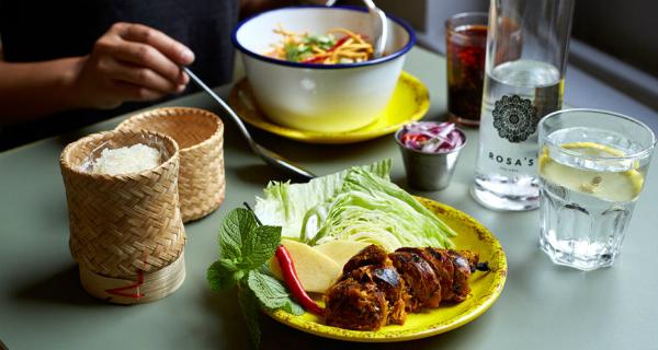 Rosa's Thai Kitchen Seven Dials