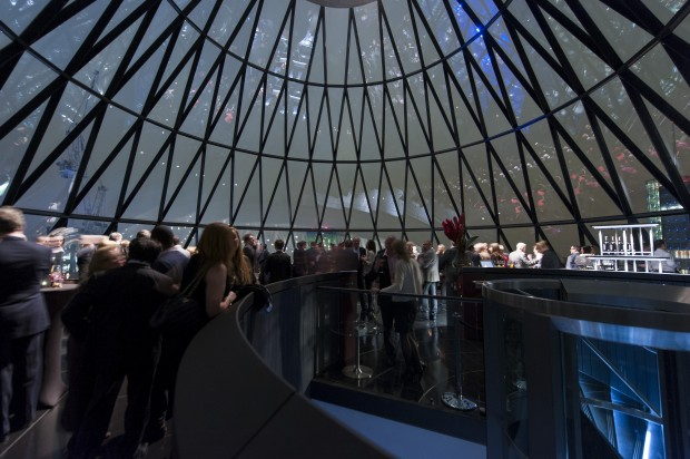 Searcys Bar At The Gherkin photo