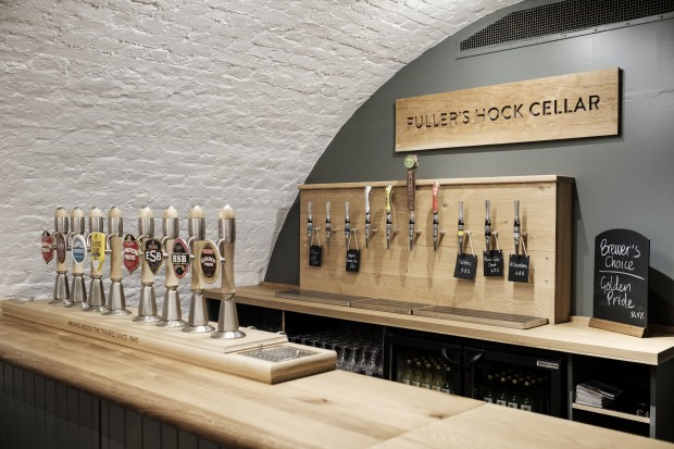 Fullers Brewery photo