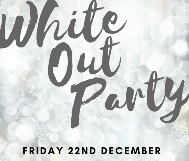 Knife and Cleaver White Out Party