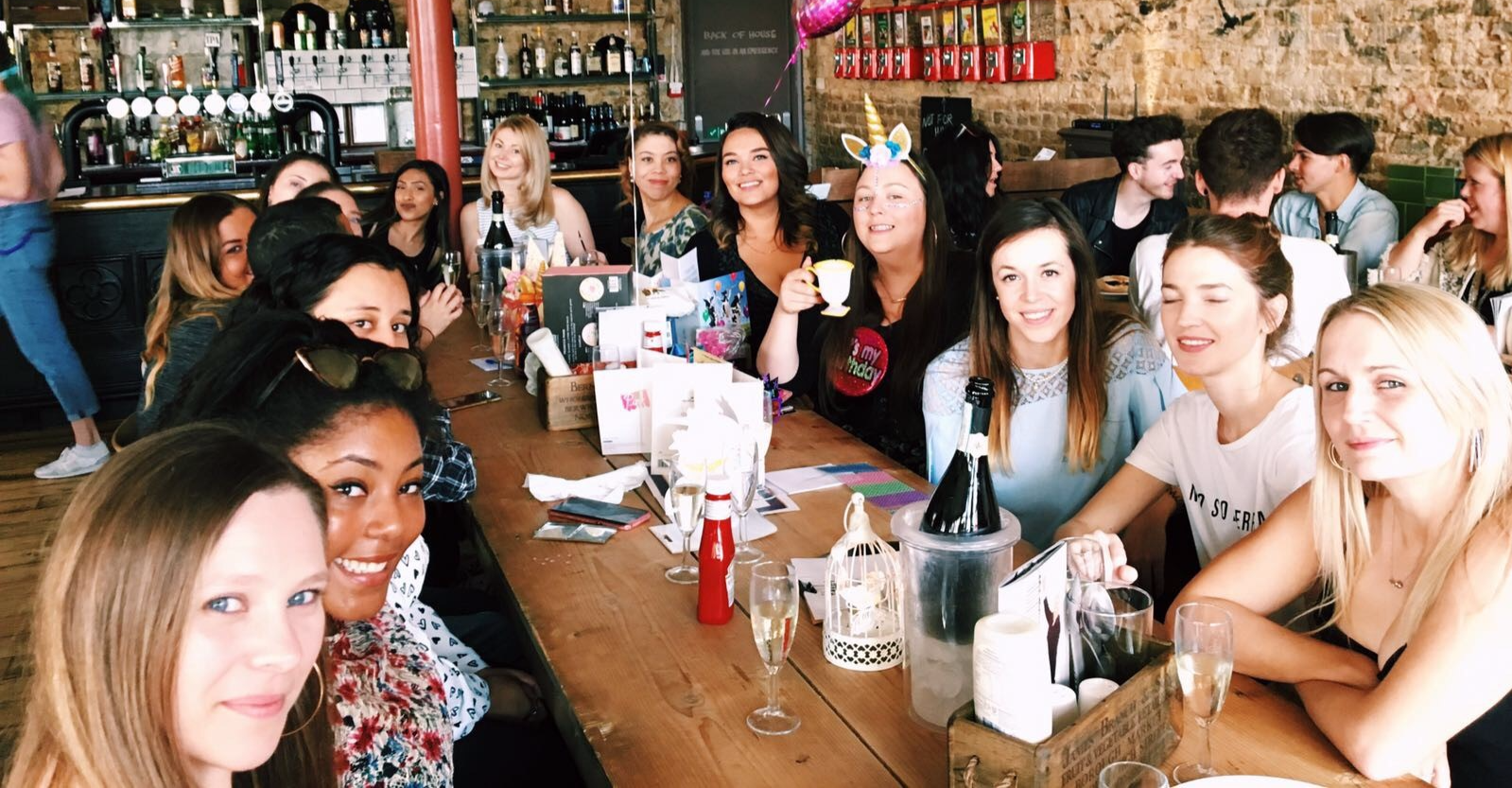Brunch Weekender: Bottomless Brunch & Tunes