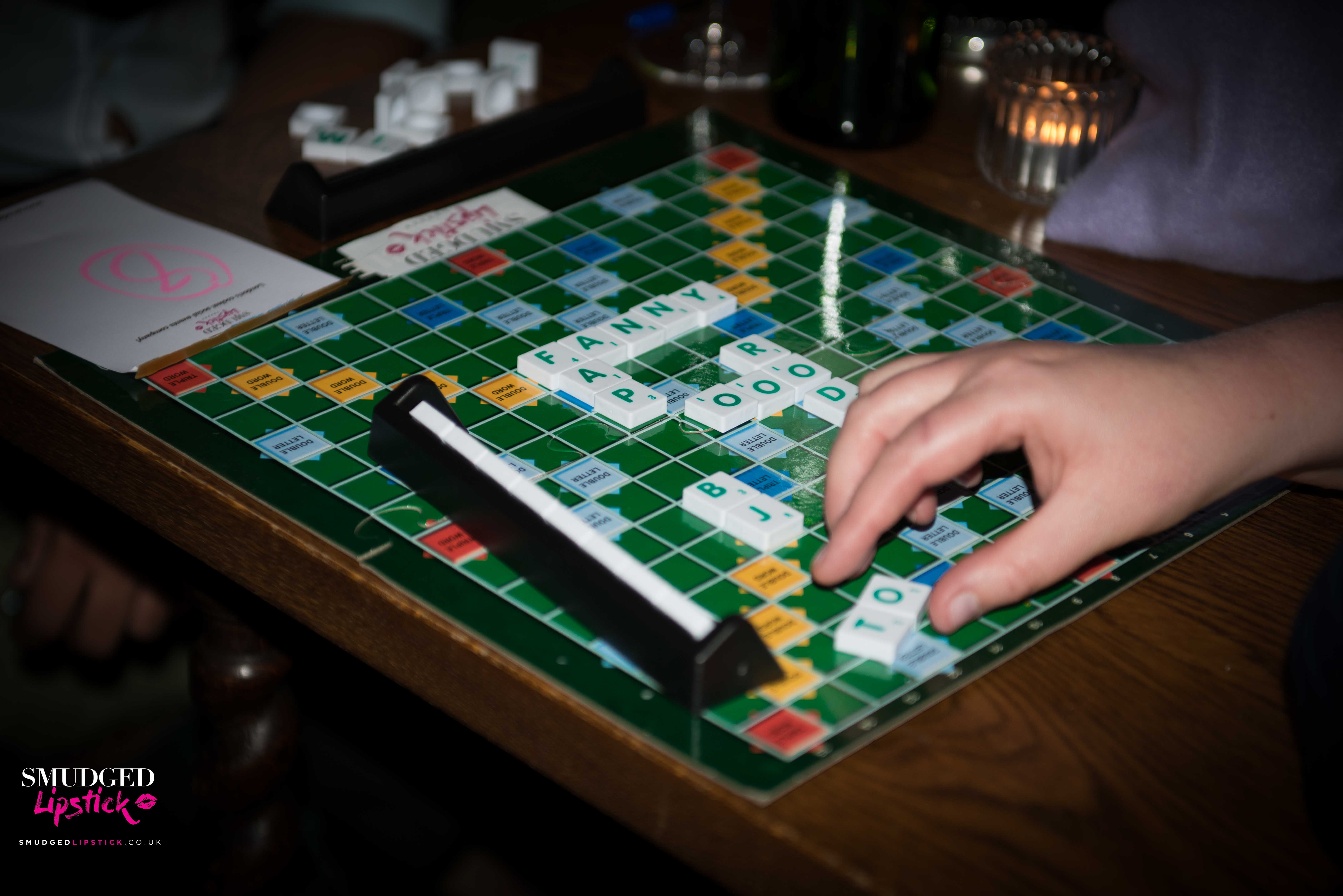 Dirty Scrabble Dating - Covent Garden