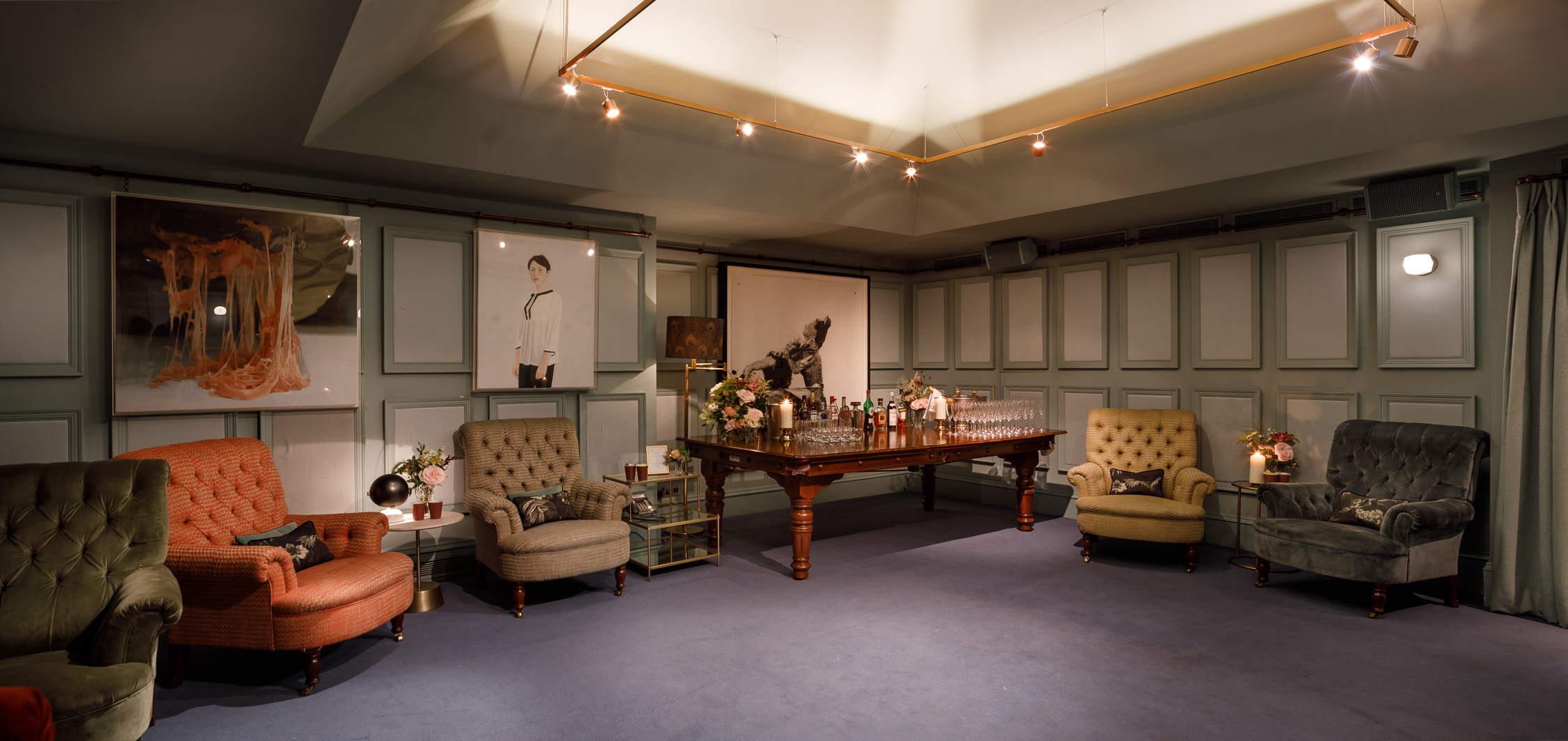 The Groucho Club Leicester Square London Bar Reviews