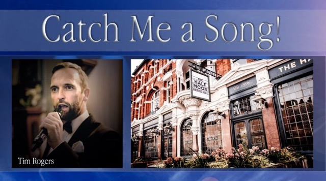 'Catch Me a Song' Dinner & Cabaret