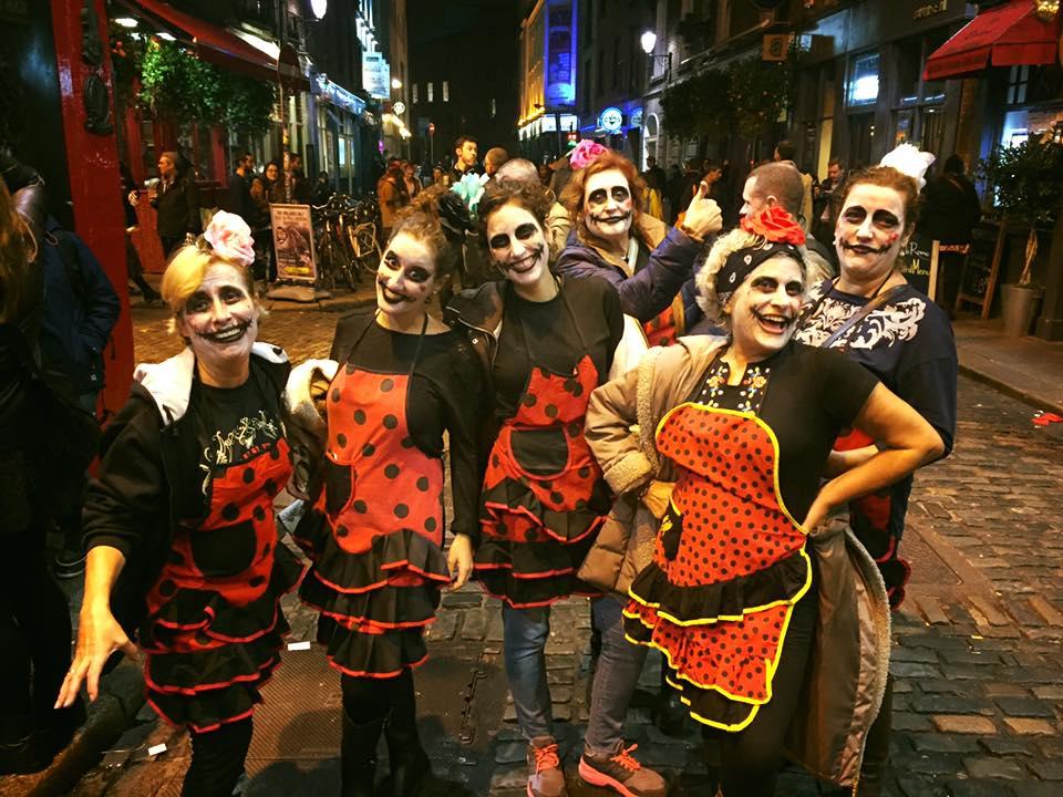 Wanneer Is T Halloween.The Best Halloween Parties In Dublin Designmynight
