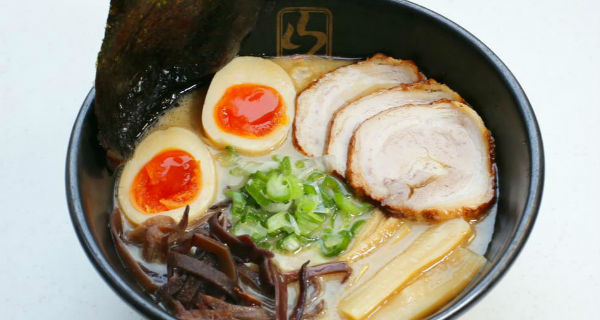 Yamagoya Japanese ramen shop founded more than 40 years ago opens first permanent London site