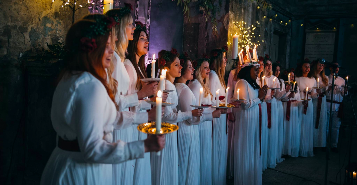 LondonSwedes' Lucia Nights