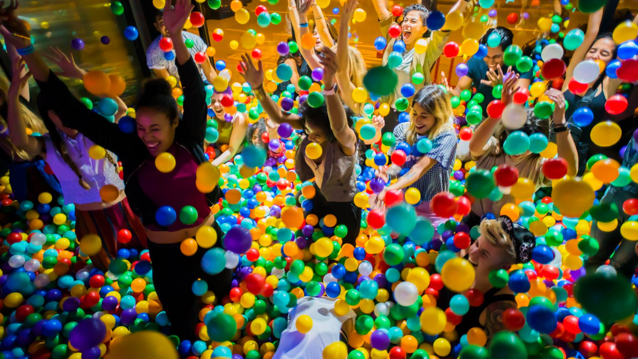 Ballie Ballerson - Ball Pit General Admission