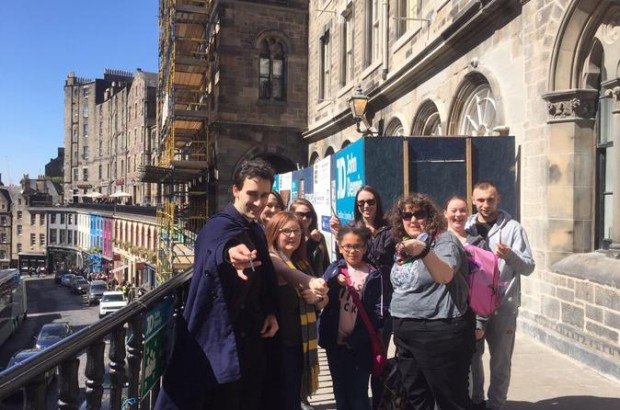 Edinburgh Harry Potter Walking Tour