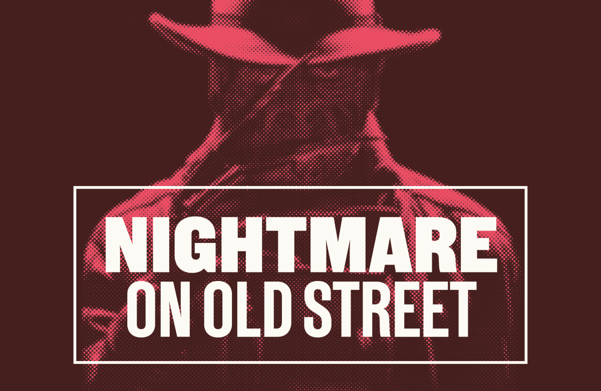Nightmare on Old Street