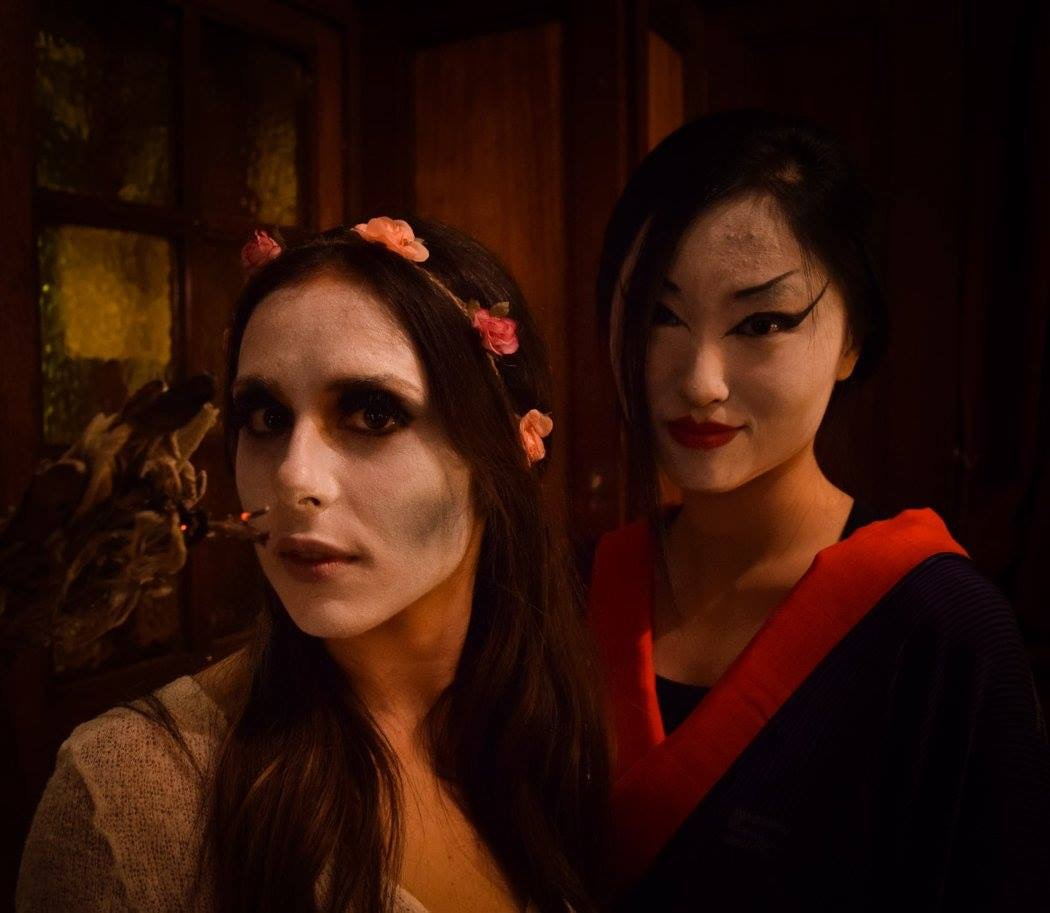 Pomba Girls Queens of Darkness Party   London Themed Nights