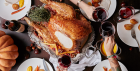 Thanksgiving Feast at The Zetter