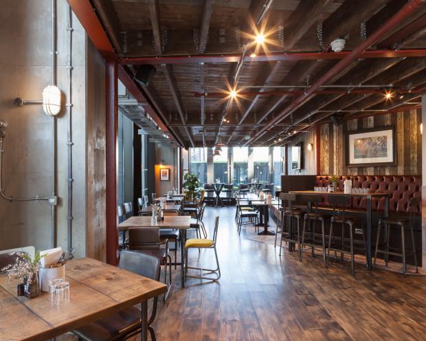 Lockhouse Bar And Restaurant