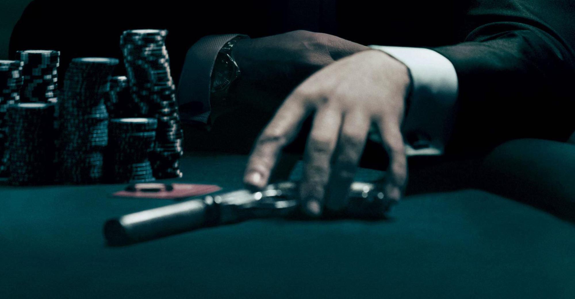 Casino Royale Ball Scene