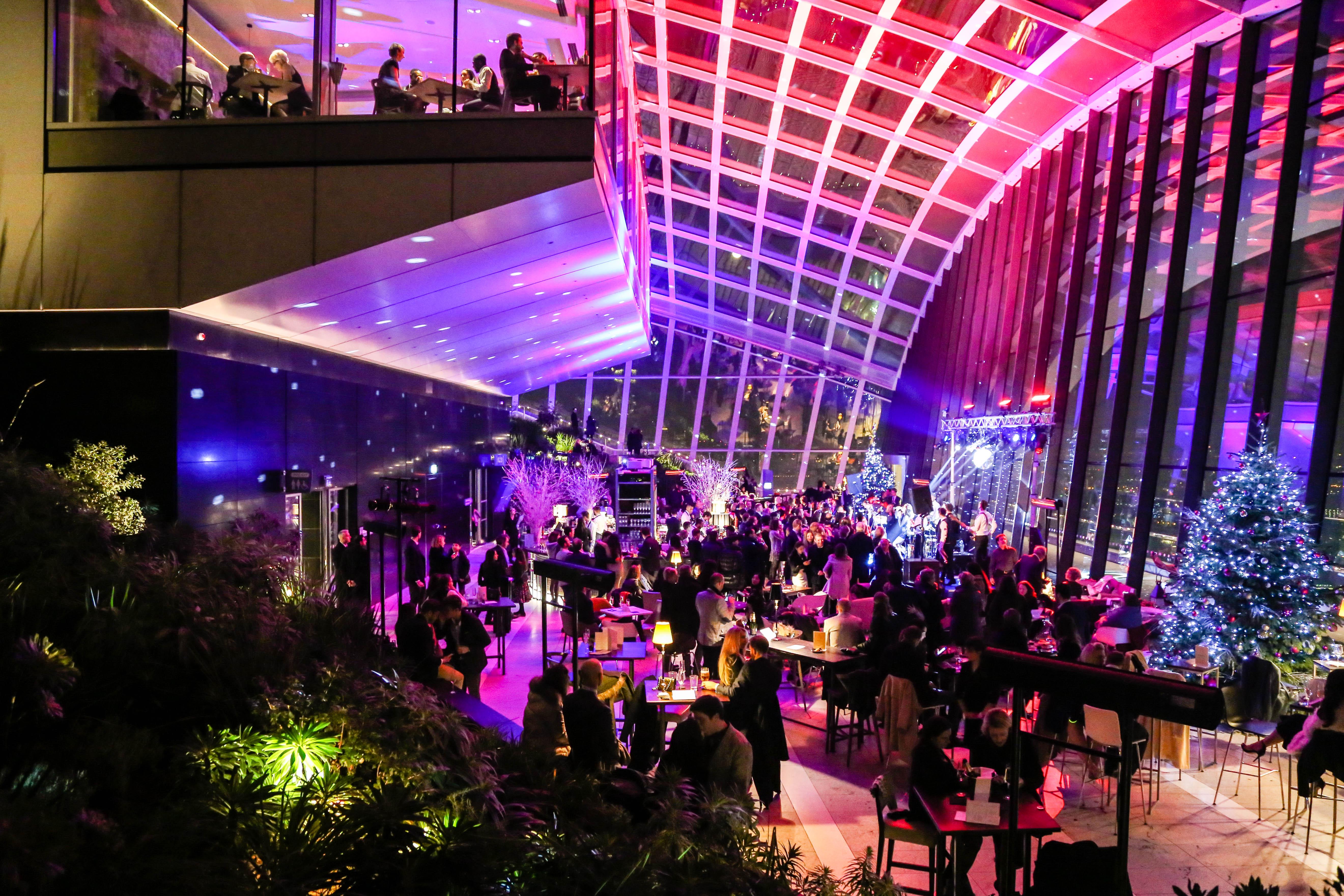 city garden bar skygarden - HD5281×3521