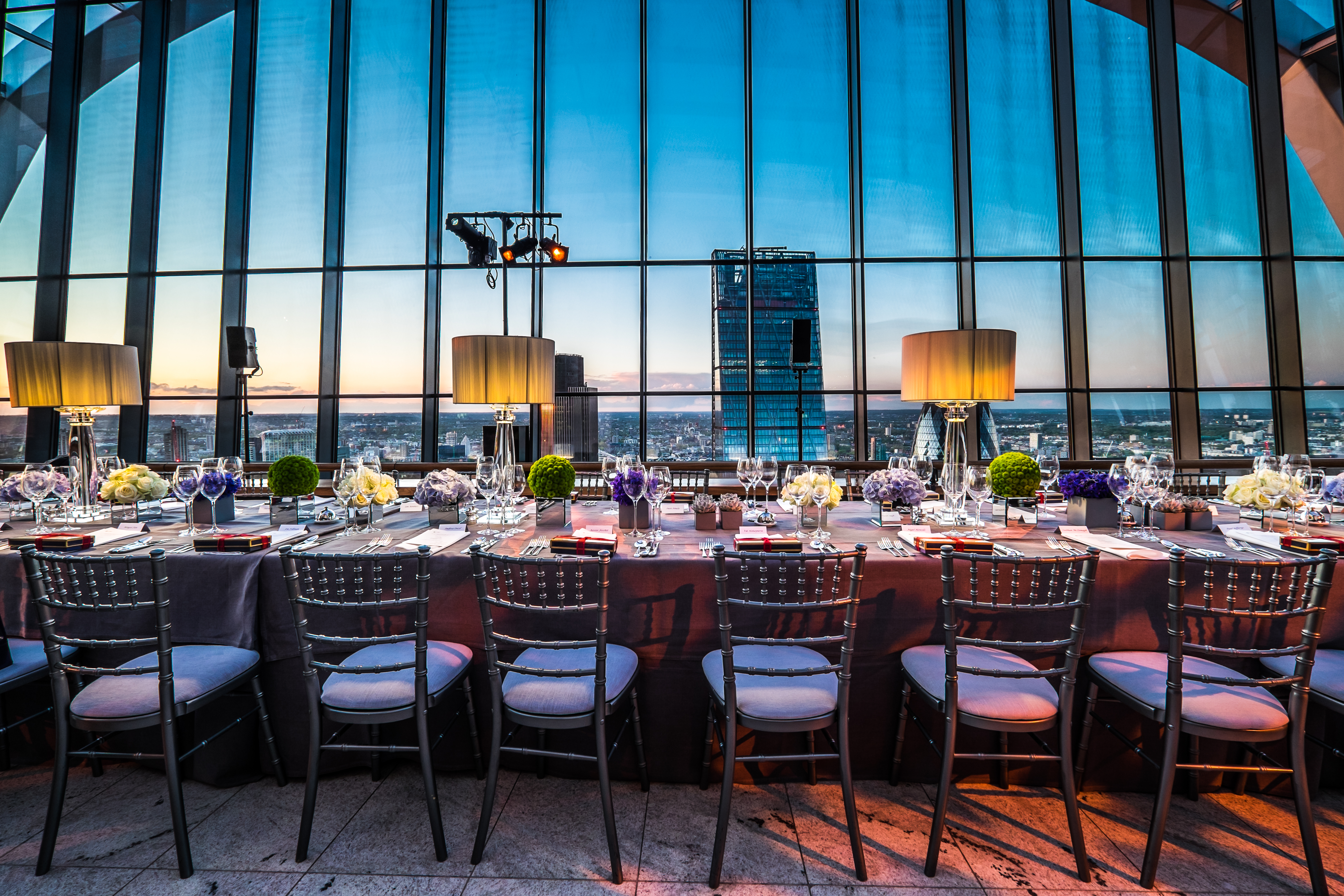 Sky Garden's Great Gatsby New Year's Eve Party | City of ...