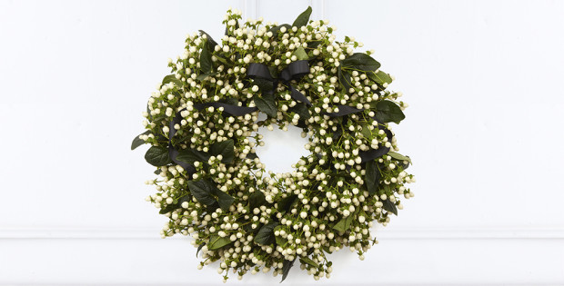 Festive Wreath Making Class